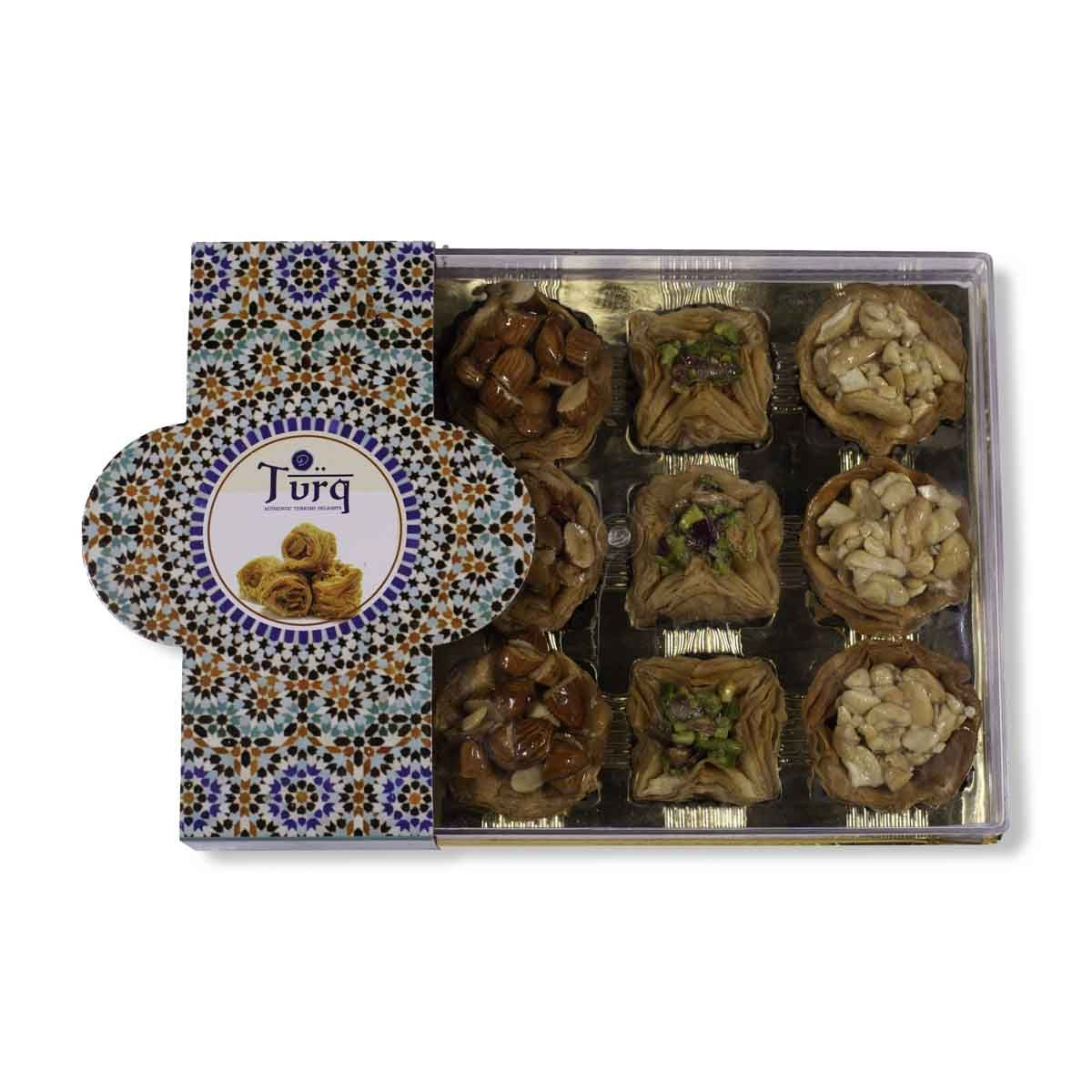 Mix Baklava Box(12pcs)