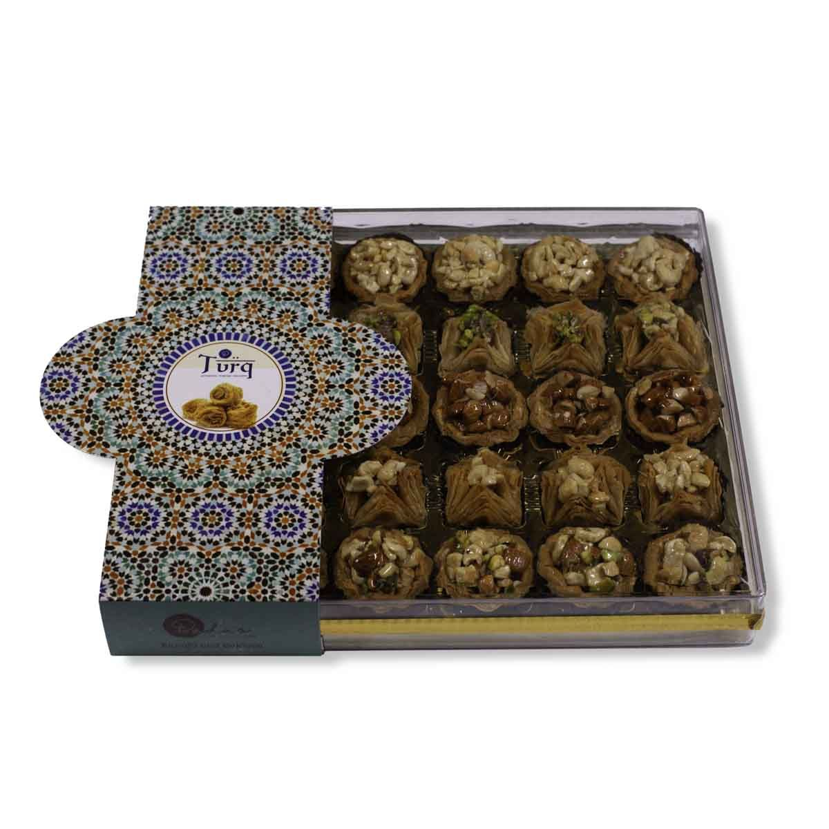 Mix Baklava Box(25pcs)