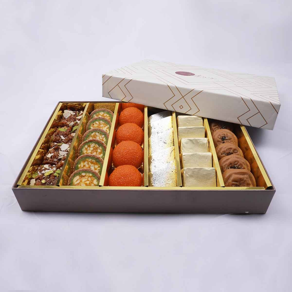Utsav Assortments 6P